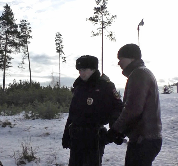 Подозреваемый в убийстве двух девушек на склоне горы Уктус в Екатеринбурге(2019)|Фото: Следственный комитет РФ