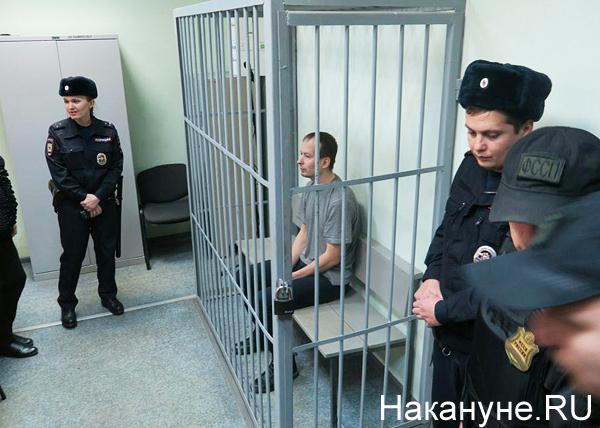 Алексей Александров, расстрелявший двух девушек на Уктусе(2019) Фото: Накануне.RU