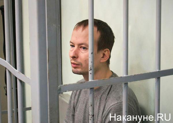Алексей Александров, расстрелявший двух девушек на Уктусе(2019)|Фото: Накануне.RU