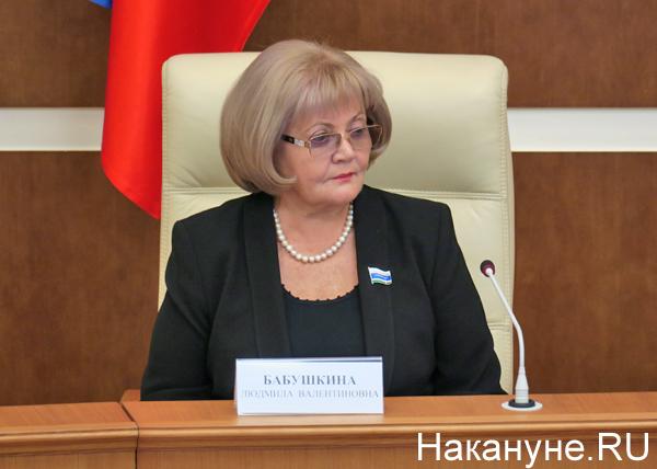 Людмила Бабушкина(2019) Фото: Накануне.RU