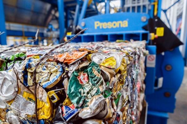 "мусор, мусоропереработка, прессовка мусора, мусорная реформа(2019) Фото: ""РТ-Инвест"""