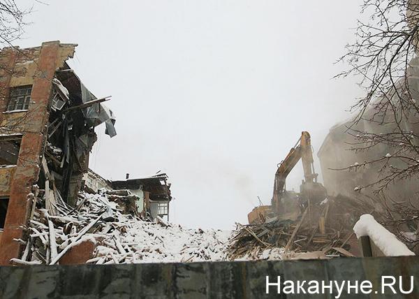 Снос здания(2020)|Фото: Фото: Накануне.RU