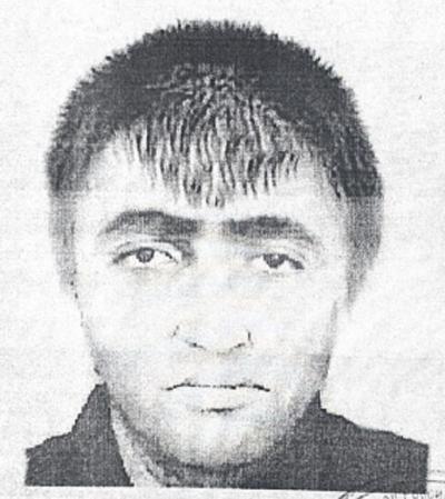 Фоторобот, разыскиваемого преступника в Екатеринбурге(2020)|Фото: СУ СКР по Свердловской области