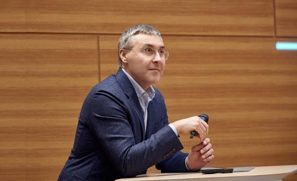 Министр науки и высшего образования России Валерий Фальков(2020)|Фото: ТюмГУ