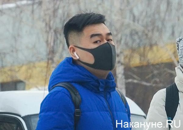 Коронавирус, китаец, маска(2020)|Фото: Накануне.RU