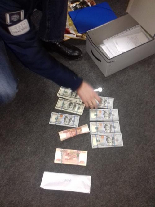 Конфискованные деньги(2020)|Фото: МВД РФ