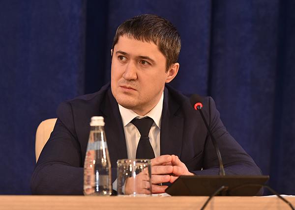 Дмитрий Махонин(2020)|Фото: Правительство Пермского края