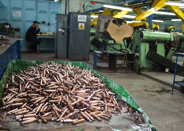 Новосибирский патронный завод(2020)|Фото: Пресс-служба Совета ТПП РФ
