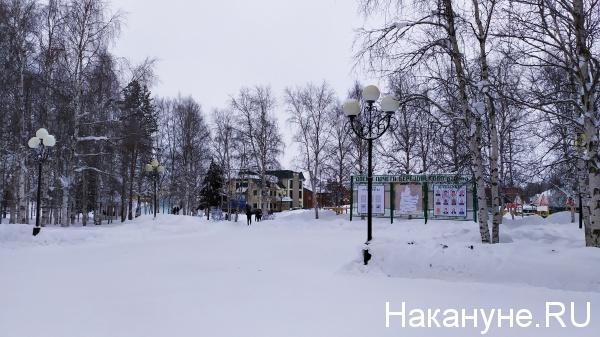 Посёлок городского типа Берёзово, Югра(2020)|Фото: Накануне.RU