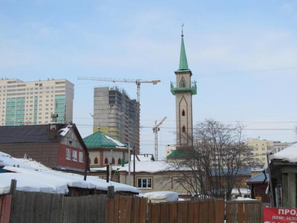 Мусульмане Екатеринбурга опасаются скорого сноса старейшей мечети города
