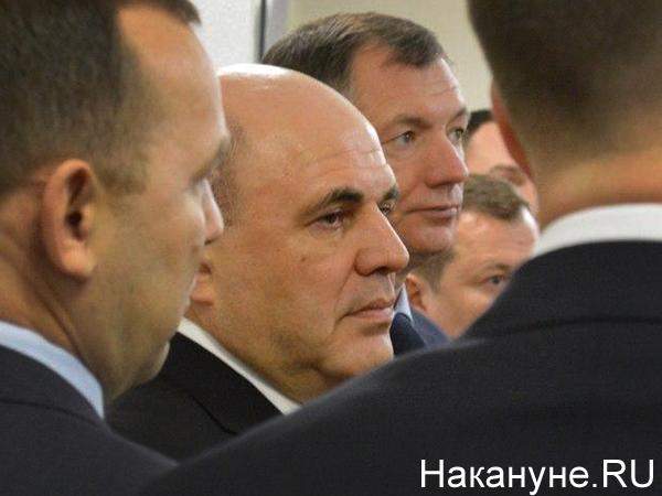 Михаил Мишустин(2020) Фото: Накануне.RU
