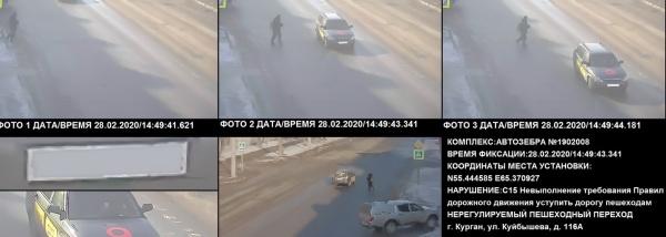 рубежи контроля, Автозебра(2020)|Фото: ГИБДД Курганской области
