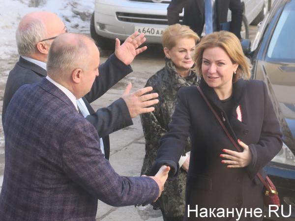 Ольга Любимова(2020) Фото: Накануне.RU