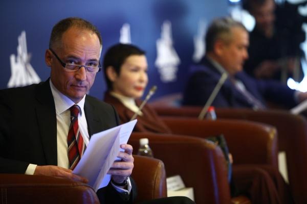 Константин Бабкин, МЭФ(2020)|Фото: пресс-служба МЭФ