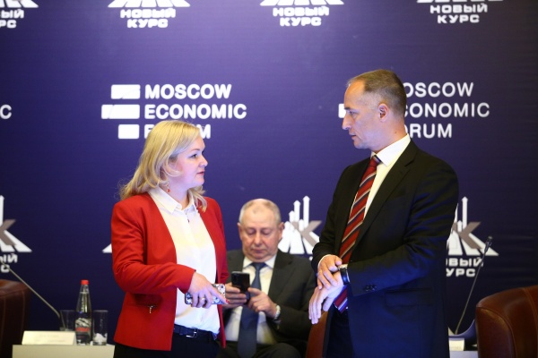 Мария Середа, Константин Бабкин(2020)|Фото: пресс-служба МЭФ