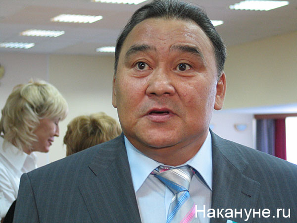 харючи николай николаевич глава муниципального образования тазовский район(2008)|Фото: Накануне.ru