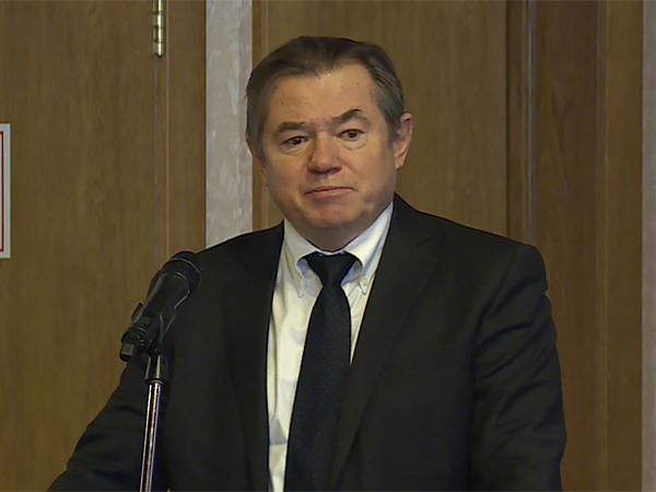 Сергей Глазьев(2020) Фото: МЭФ