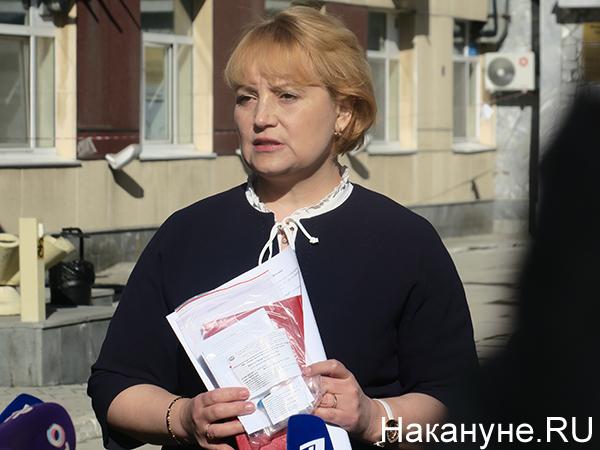 Ирина Чистякова(2020)|Фото: Накануне.RU