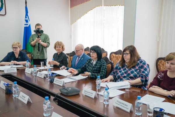 Подписание соглашения, наблюдатели, Общественная палата Югры(2020) Фото: Общественная палата Югры
