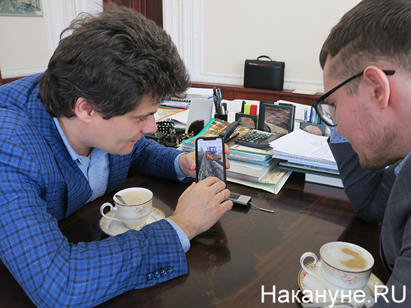 Александр Высокинский(2020) Фото: Накануне.RU