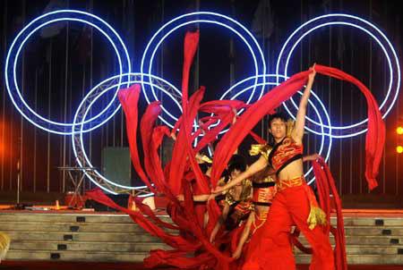олимпиада пекин 2008 Фото: Синьхуа