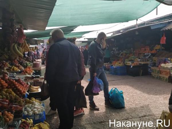 Рынок в Севастополе(2020)|Фото: Накануне.RU