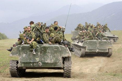 южная осетия грузия война(2008)|Фото: Reuters/Denis Sinyakov