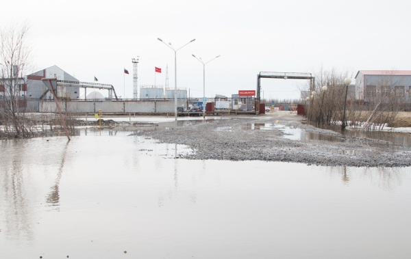 Ремонт Восточного объезда, Нижневартовск(2020)|Фото: Администрация Нижневартовска