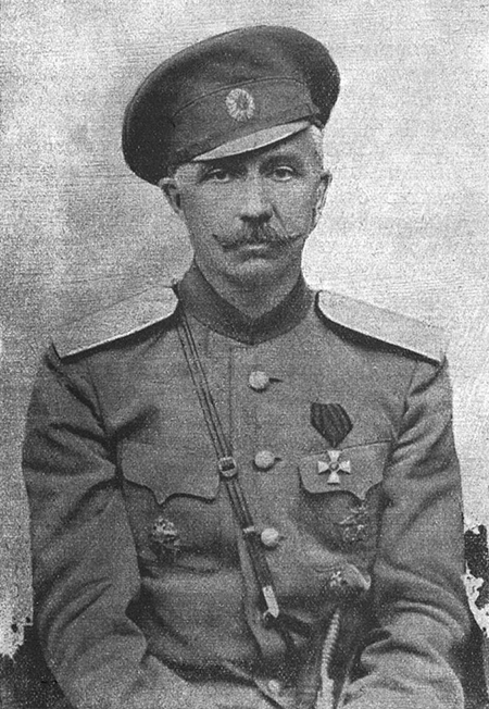 Пётр Краснов(2020) Фото: wikipedia.org