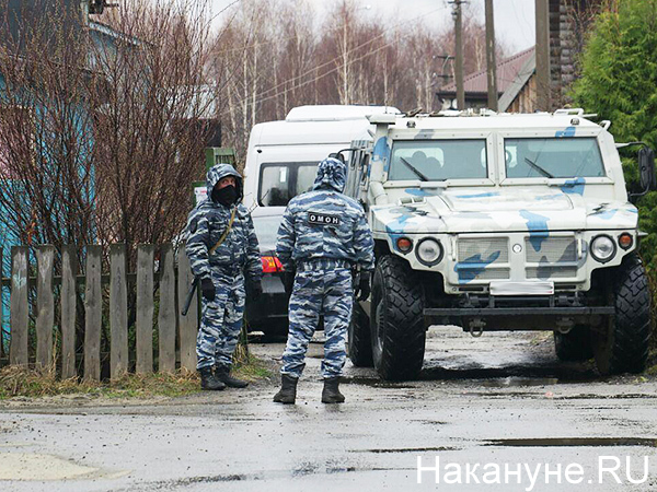 контртеррористическая операция, режим КТО(2020)|Фото: Накануне.RU