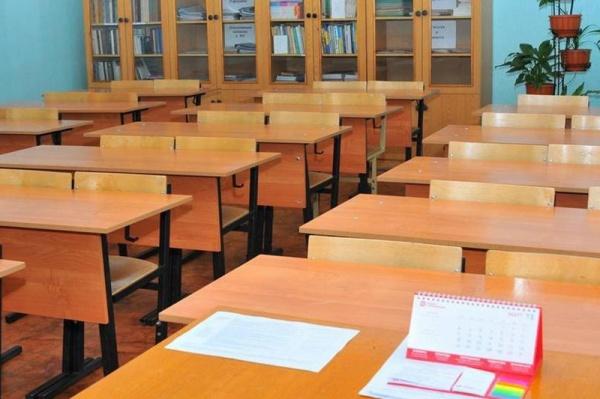 школьные парты, пустой класс, дистанционка, дистант, каникулы, дистанционное обучение(2020)|Фото: пресс-служба правительства Вологодской области