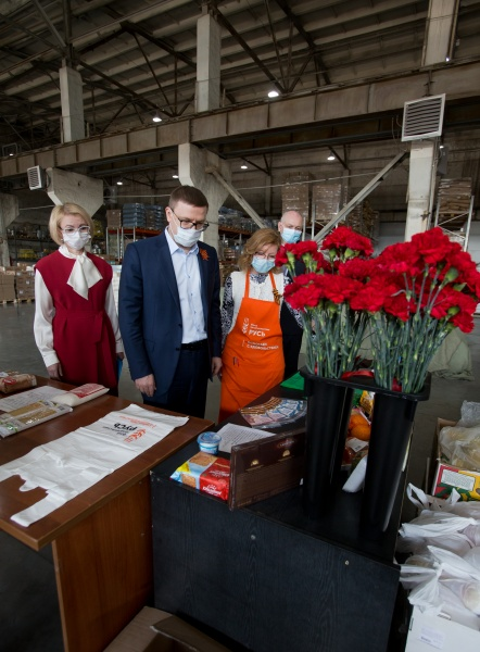 Алексей Текслер, Ирина Гехт,(2020)|Фото: пресс-служба губернатора Челябинской области