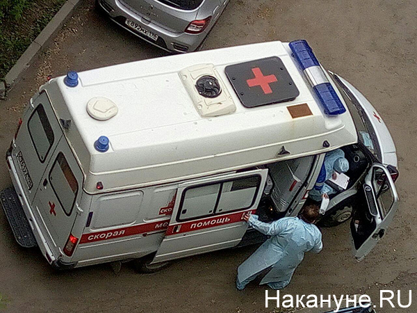 Скорая помощь(2020)|Фото: Накануне.RU