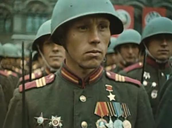 Парад Победы в Москве, 24 июня 1945 года(2020)|Фото: youtube.com