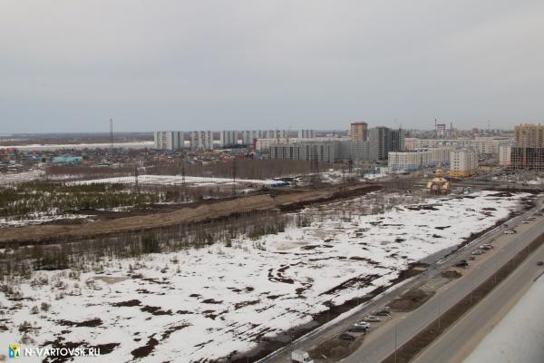 дорожное строительство, нижневартовск(2020)|Фото: Департамент общественных коммуникаций администрации Нижневартовска.