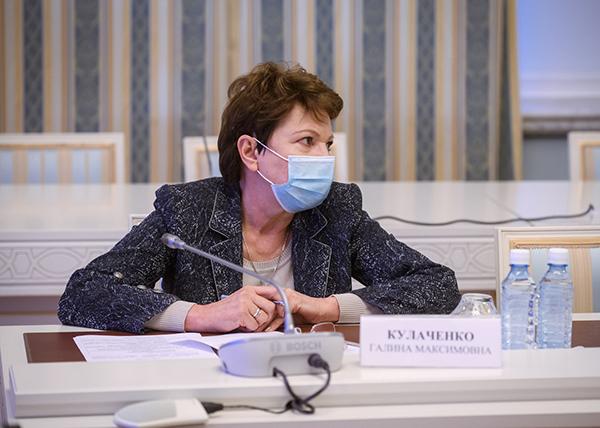 Галина Кулаченко(2020)|Фото: Департамент информационной политики Свердловской области