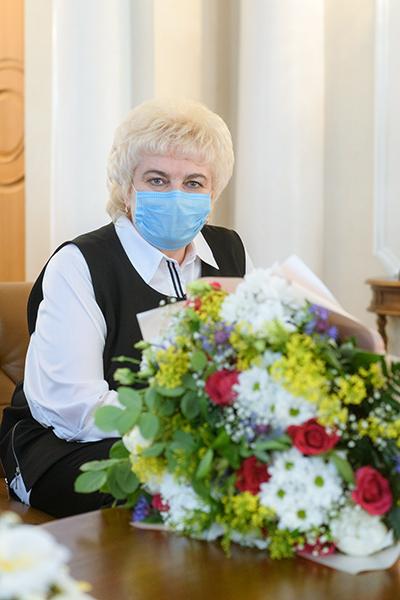 Ирина Донник(2020)|Фото: Департамент информационной политики Свердловской области