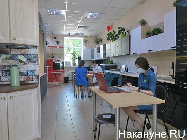 "Магазин ""Кухни для вас""(2020)|Фото: Накануне.RU"