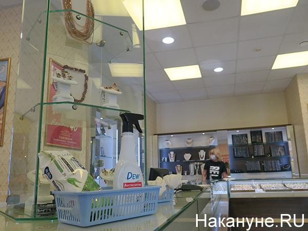 Ювелирный магазин(2020)|Фото: Накануне.RU