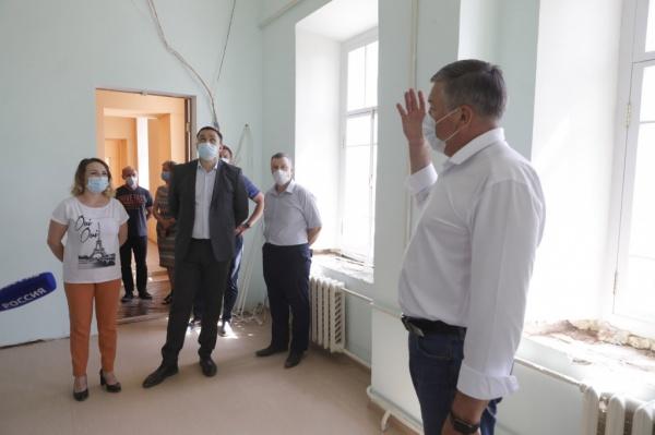 кувшинников, колледж(2020) Фото: пресс-служба правительства Вологодской области