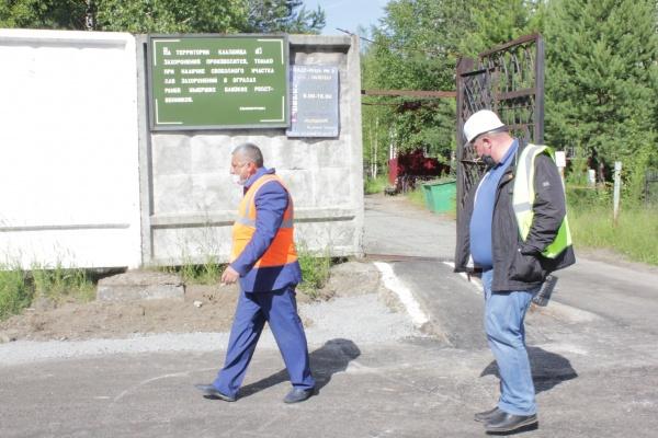 Арзу Исмаилов, контроль за ремонтом дорог, Нижневартовск(2020)|Фото: Администрация Нижневартовска