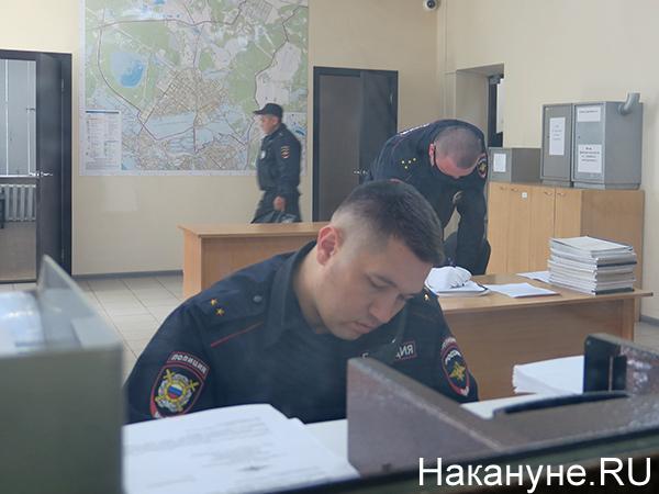 Отделение полиции(2020)|Фото: Накануне.RU