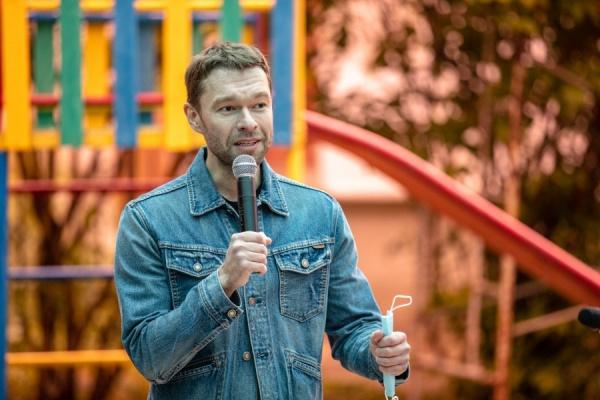 Алексей Вихарев(2020) Фото: Екатеринбург.рф/ Федор Серков