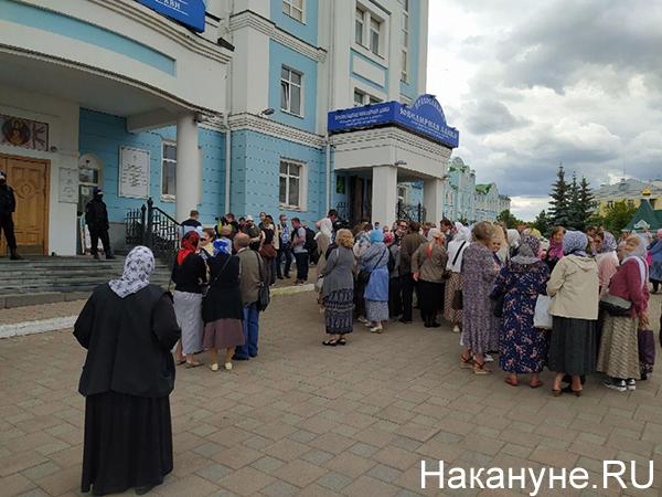 Церковный суд по делу схиигумена Сергия(2020)|Фото: Накануне.RU