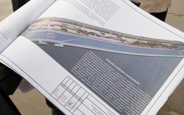 Набережная, проект реконструкции, Нижневартовск(2020)|Фото: Администрация Нижневартовска