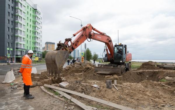 Набережная, реконструкция, Нижневартовск(2020)|Фото: Администрация Нижневартовска