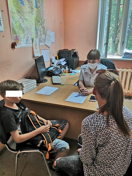 Найденный ребенок(2020)|Фото: УМВД России по г. Екатеринбургу