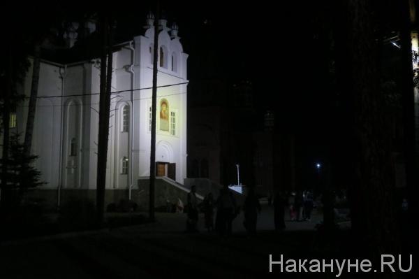 Среднеуральский женский монастырь(2020) Фото: Накануне.RU