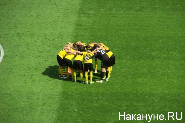 футболисты ФК Химки(2020)|Фото: Накануне.RU