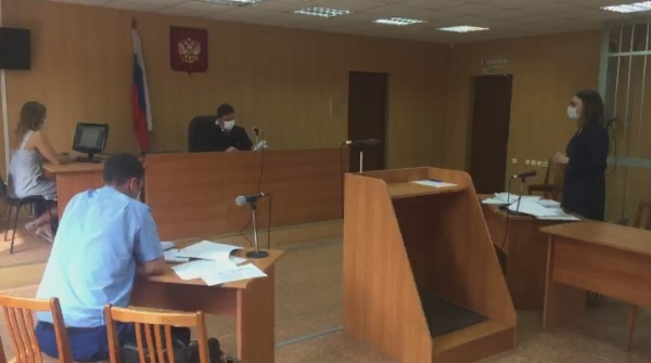 суд по делу бывшего схиигумена Сергия (Романова)(2020)|Фото: Верхнепышминский городской суд